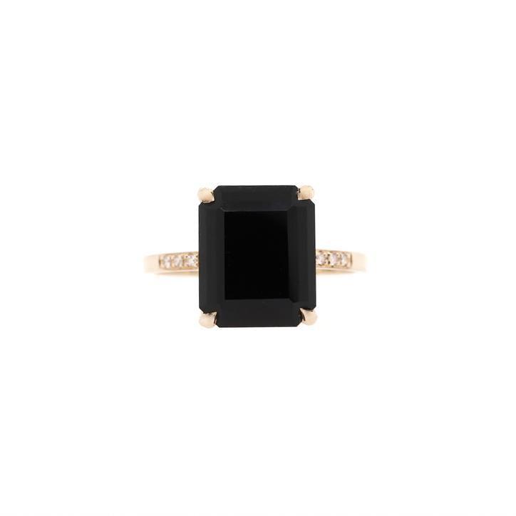 Kasia Jewelry Onyx Ring