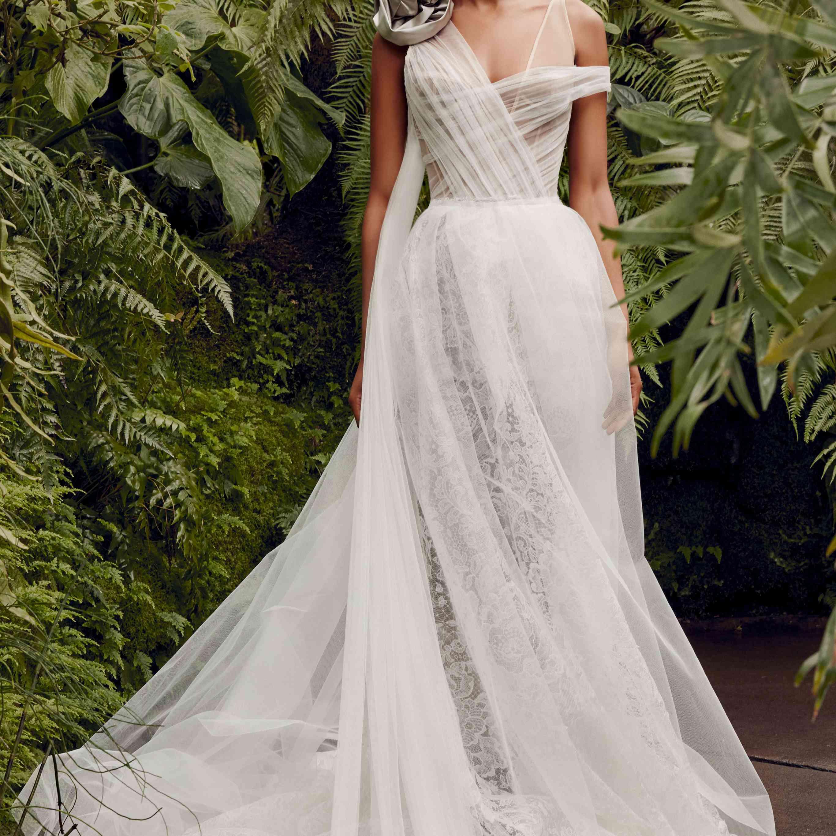 Vera Wang Wedding Dresses By Season