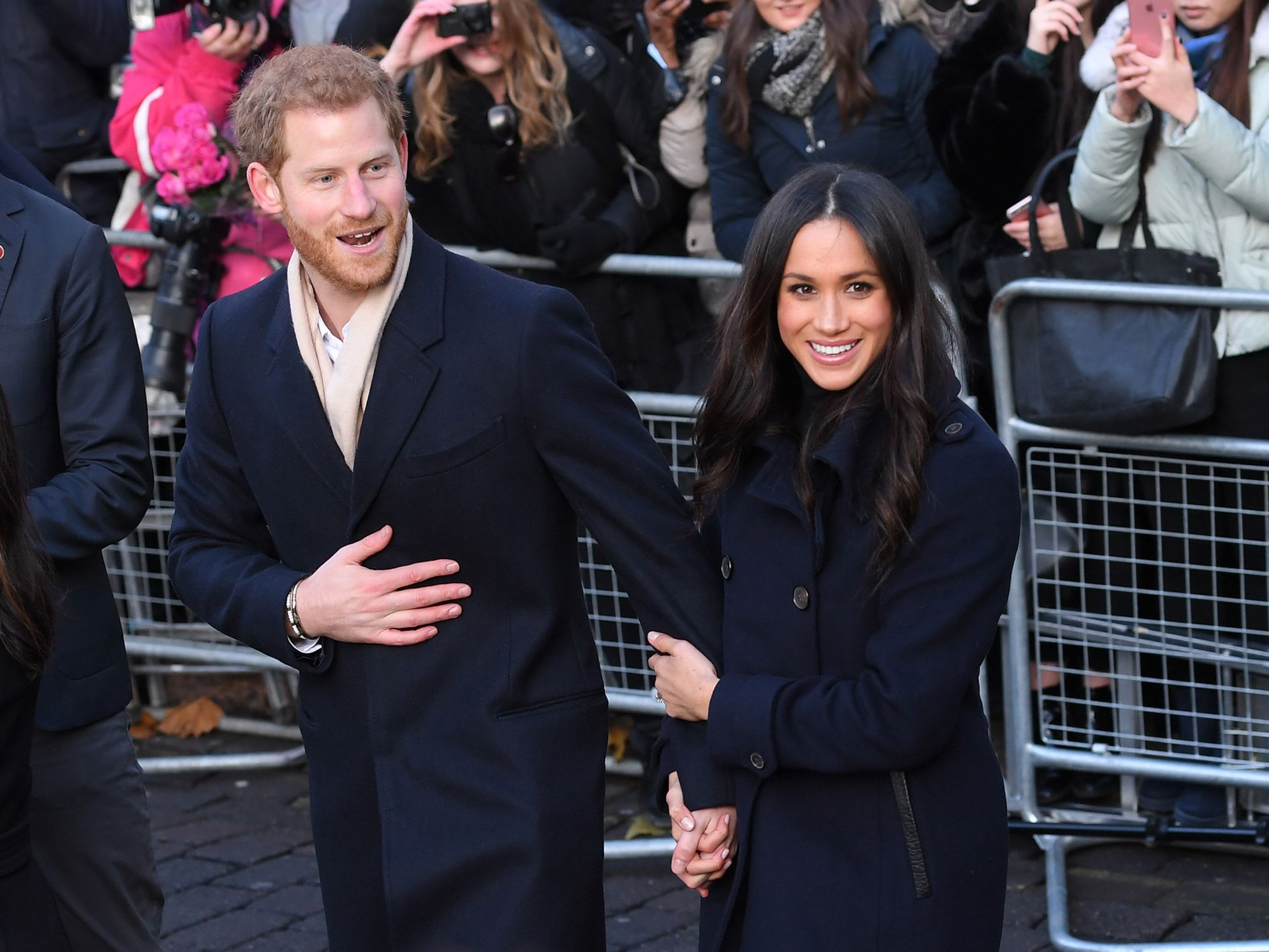 Prince Harry and Meghan Markle's Royal Wedding Guest List! 31