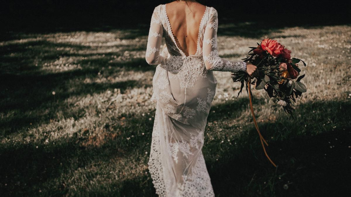 13 Wedding Dresses We Love From Etsy