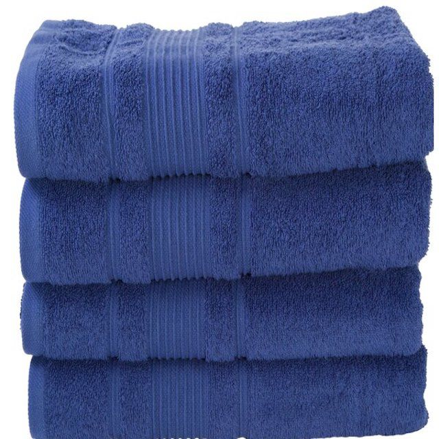 Lytham Turkish 4-Piece Bath Towel Set