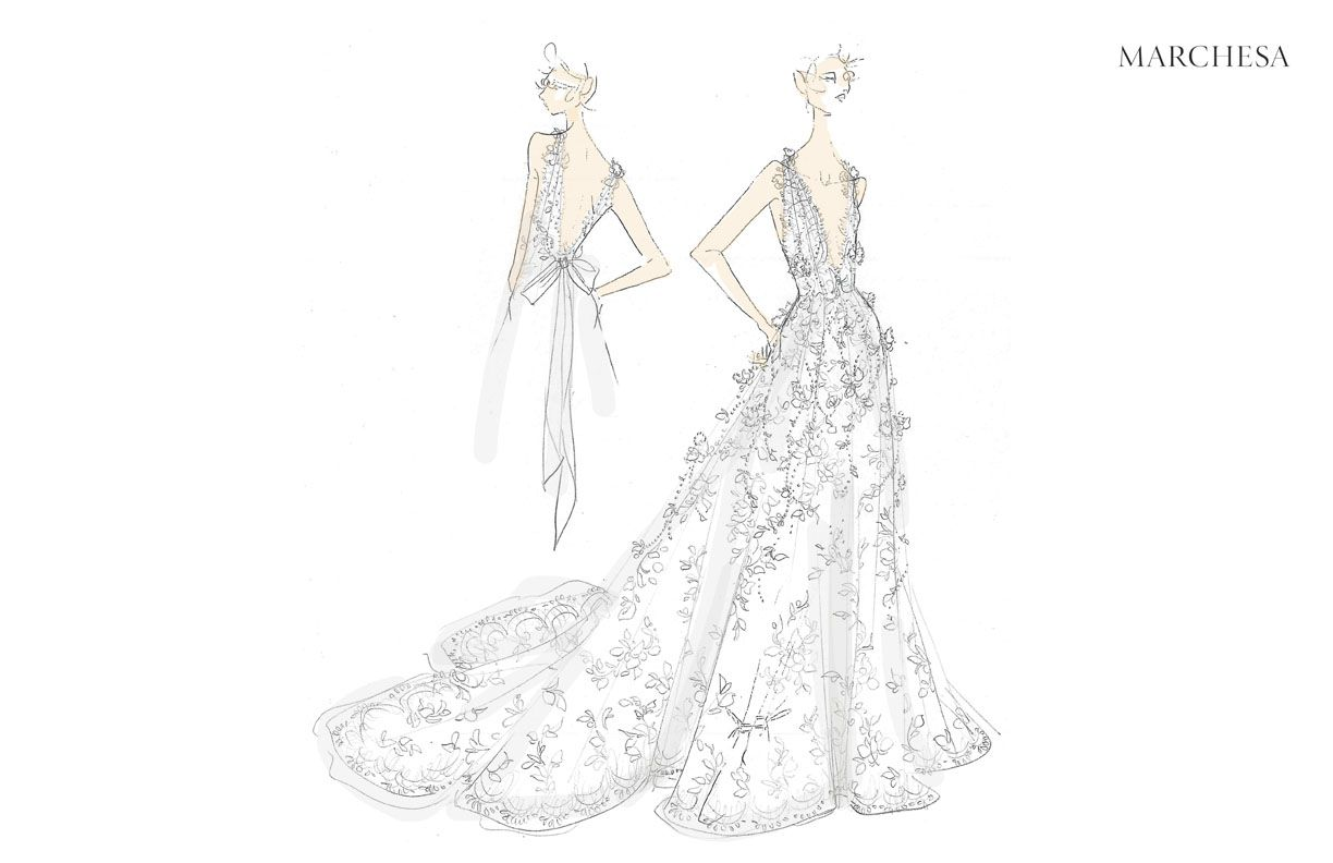 Meet the New Wedding Dresses 2020 Brides Will Be Wearing