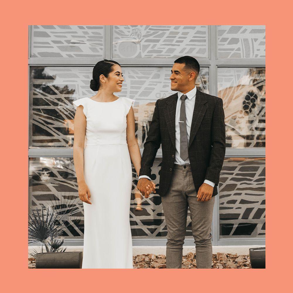 millenial couple