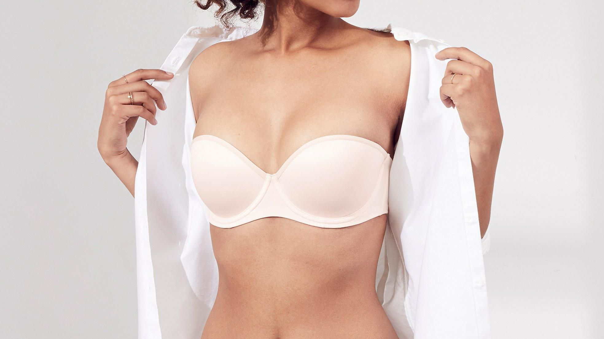 These Are the Best Strapless Bras for Wedding Dresses