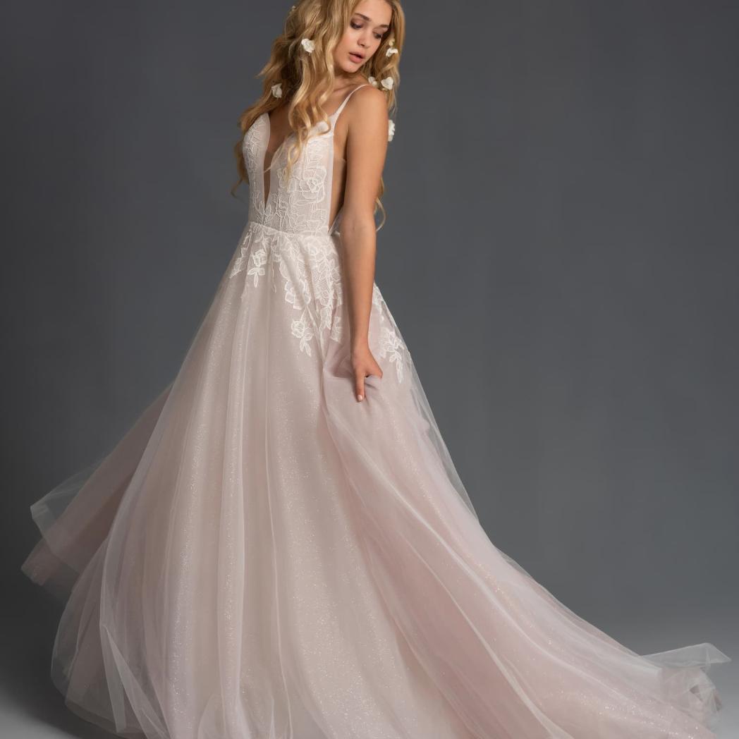 Fiona Tulle Ballgown Wedding Dress