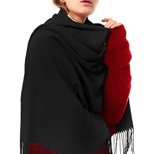 Women's Cashmere Wool Wrap