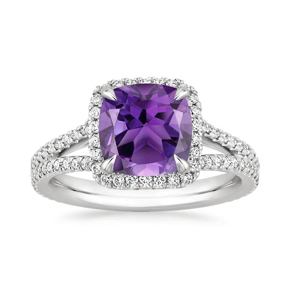Amethyst Fortuna Ring