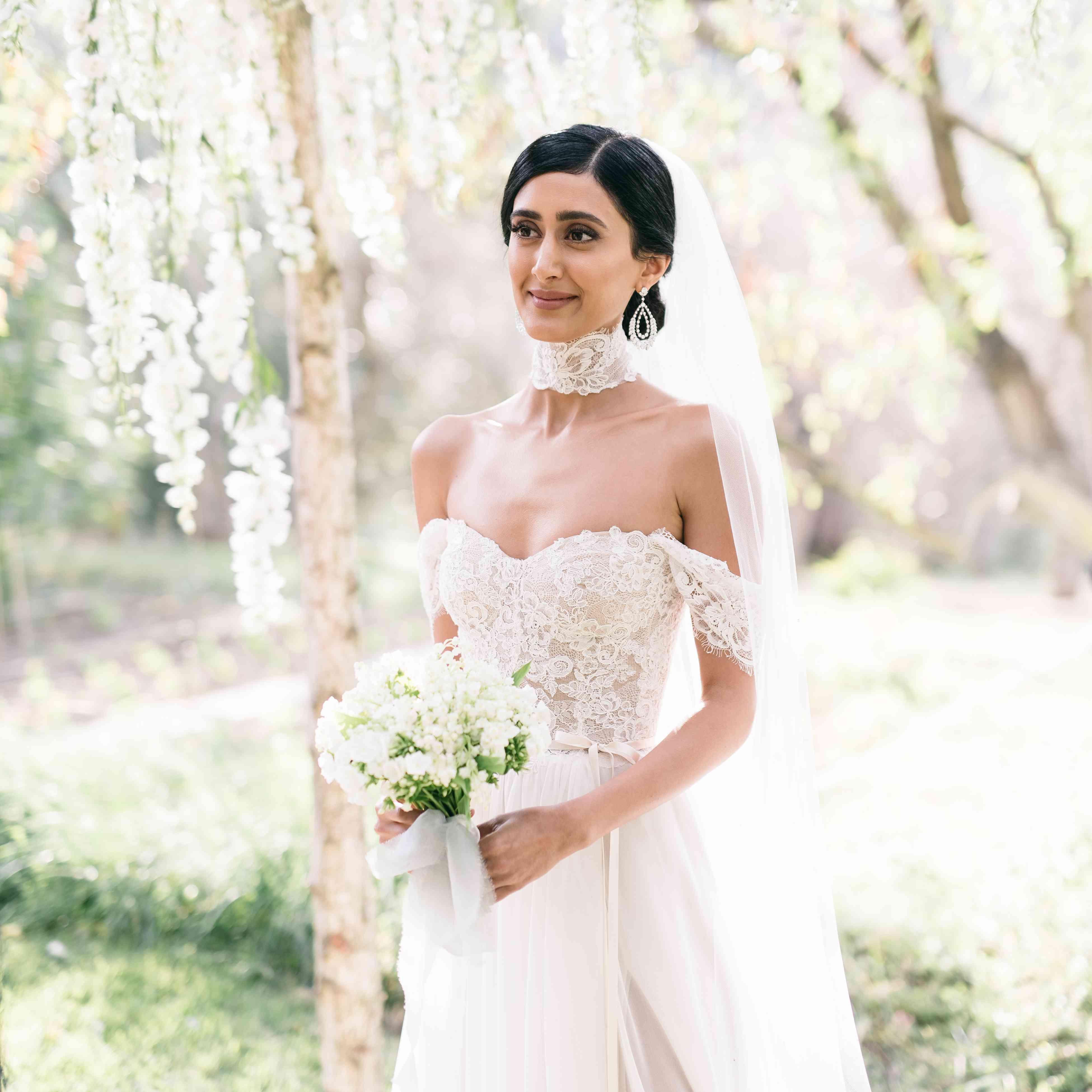 The 35 Best Wedding Dresses Of 2019,Neon Wedding Dresses