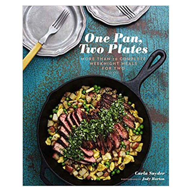 One Pan Two Plates by Carla Snyder