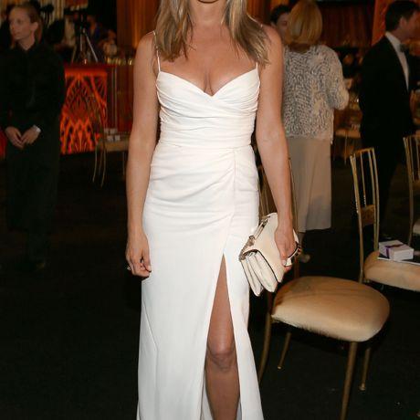 Jennifer Aniston S Wedding Dress Designer Sketches