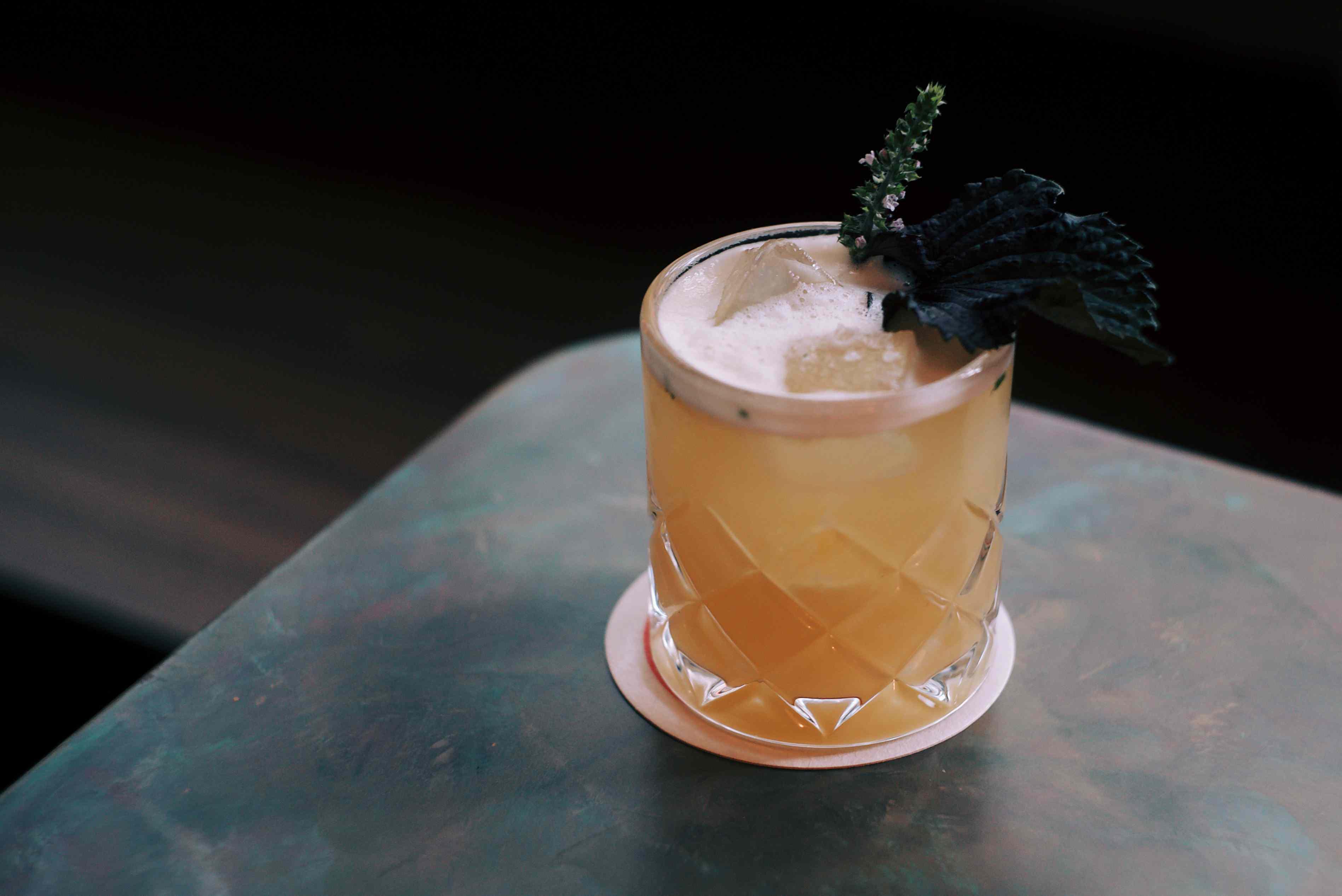 zero proof cocktail