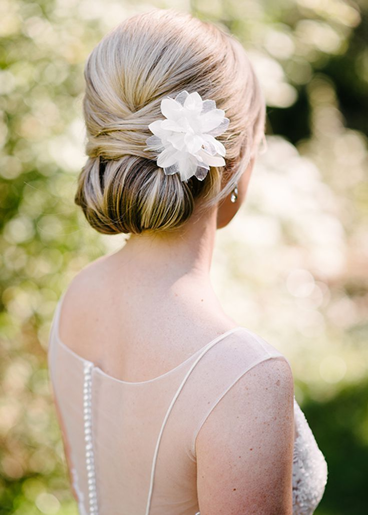 From Romantic To Rustic A Hairstyle To Suit Every Wedding Theme