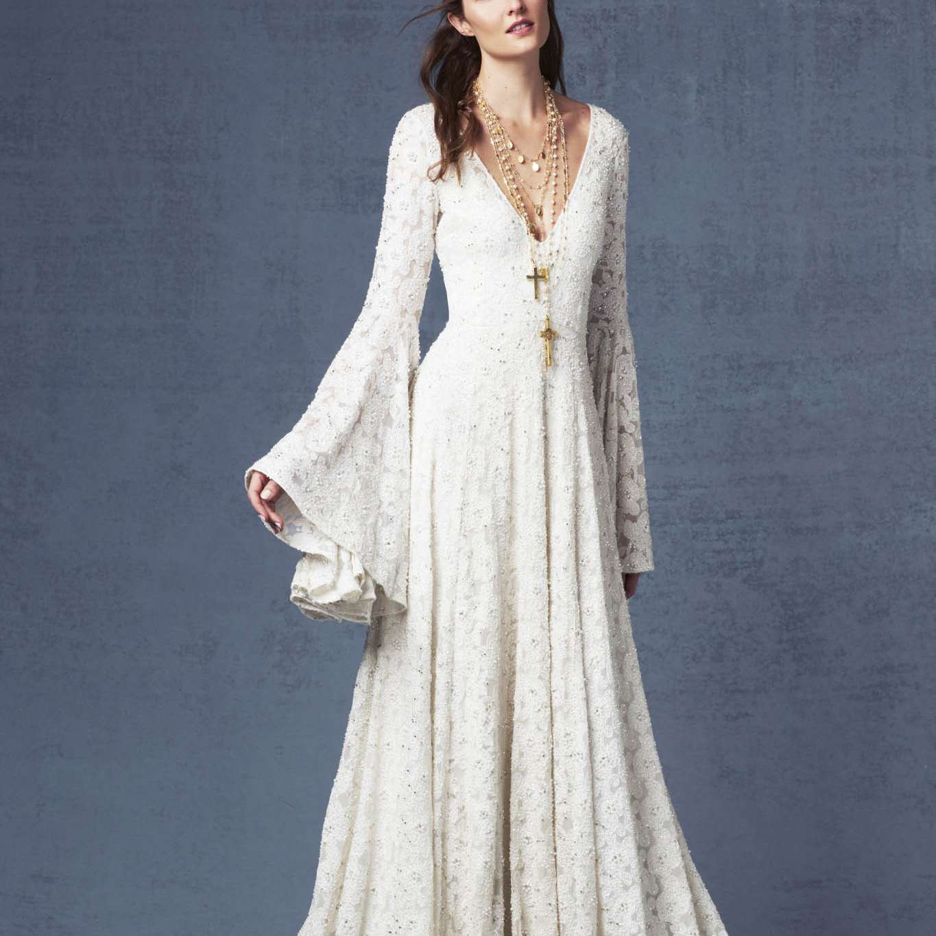 The Perfect Wedding Gown: 9 Wedding Dresses Perfect For The Indie Bride