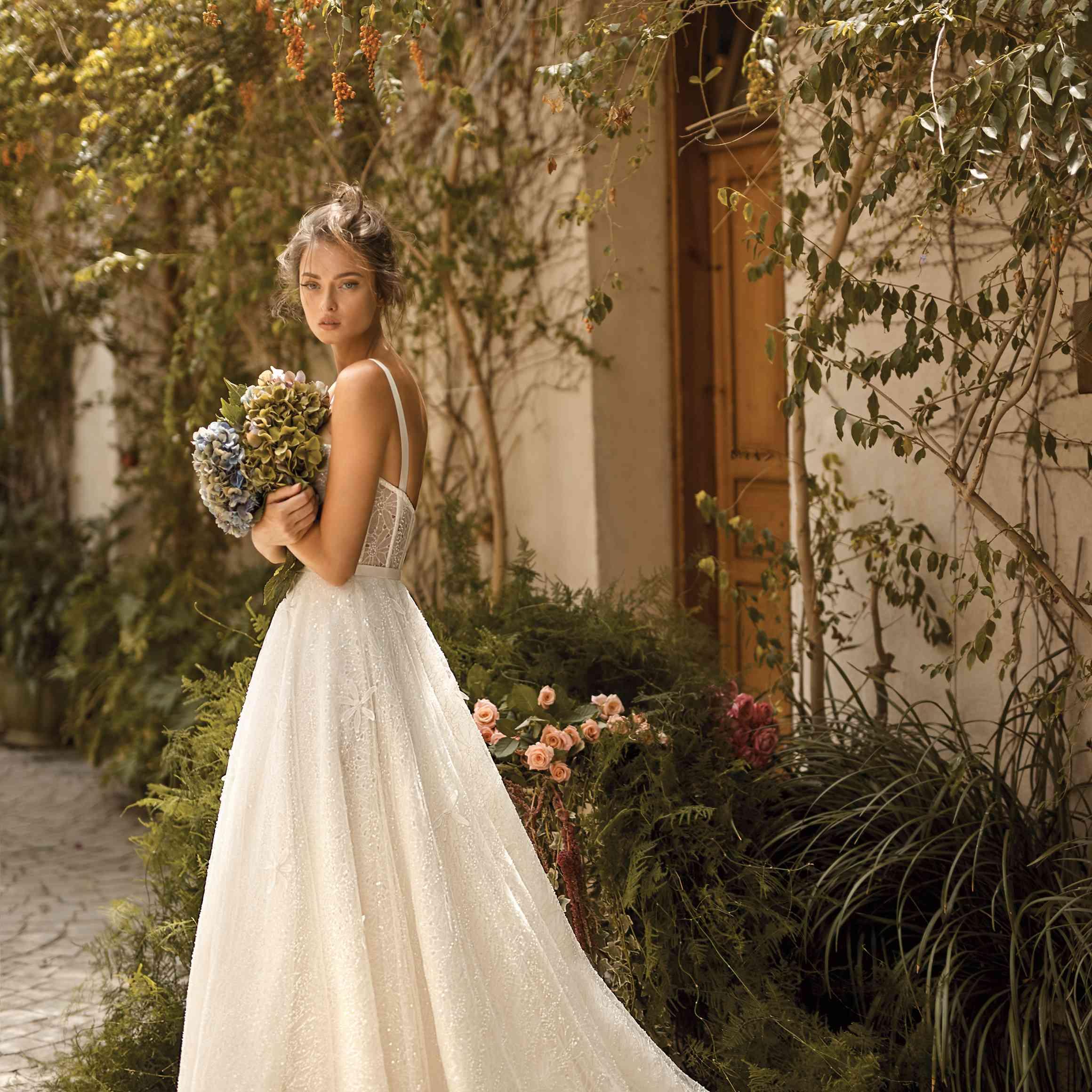 Alma wedding dress
