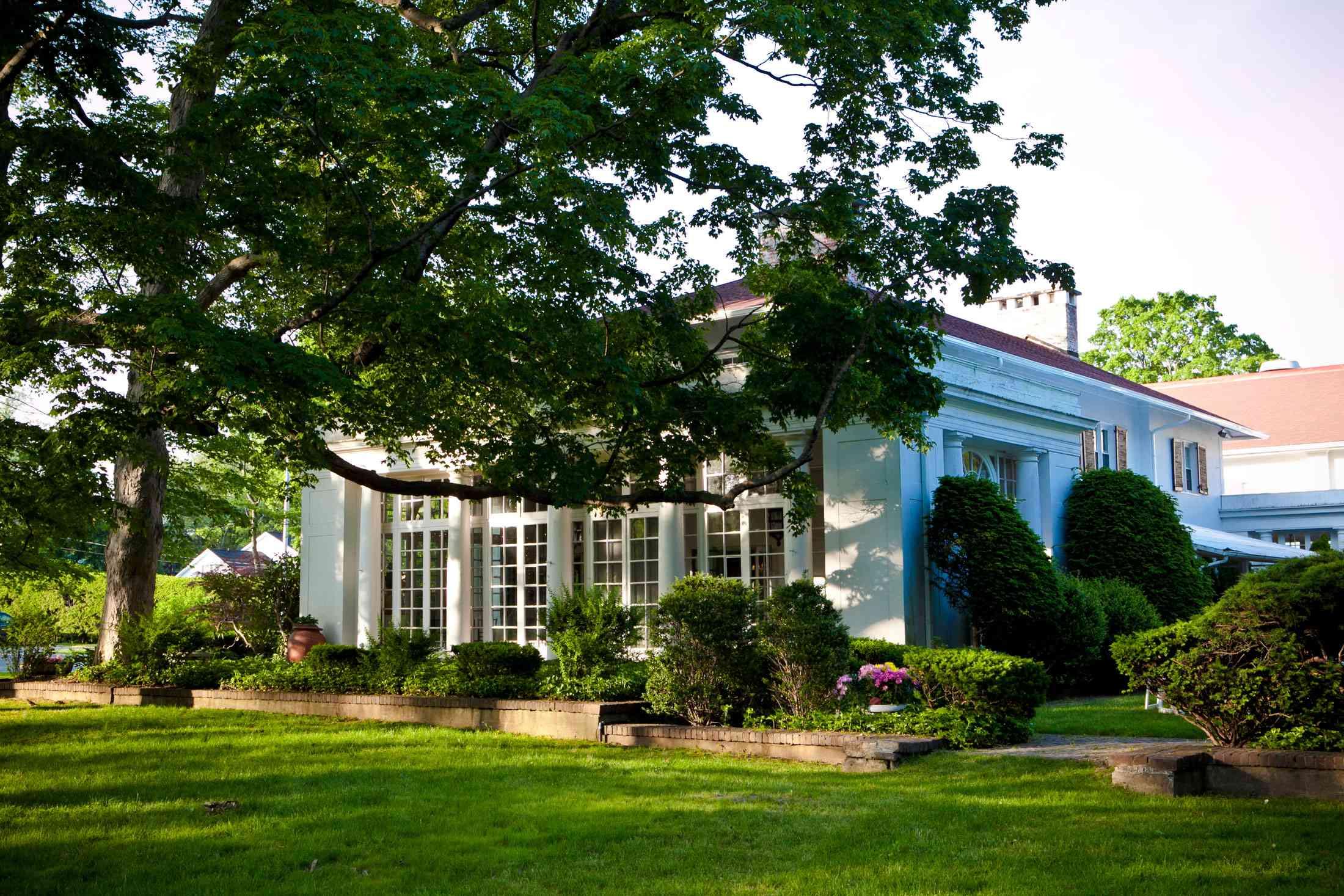 The C.V. Rich Mansion
