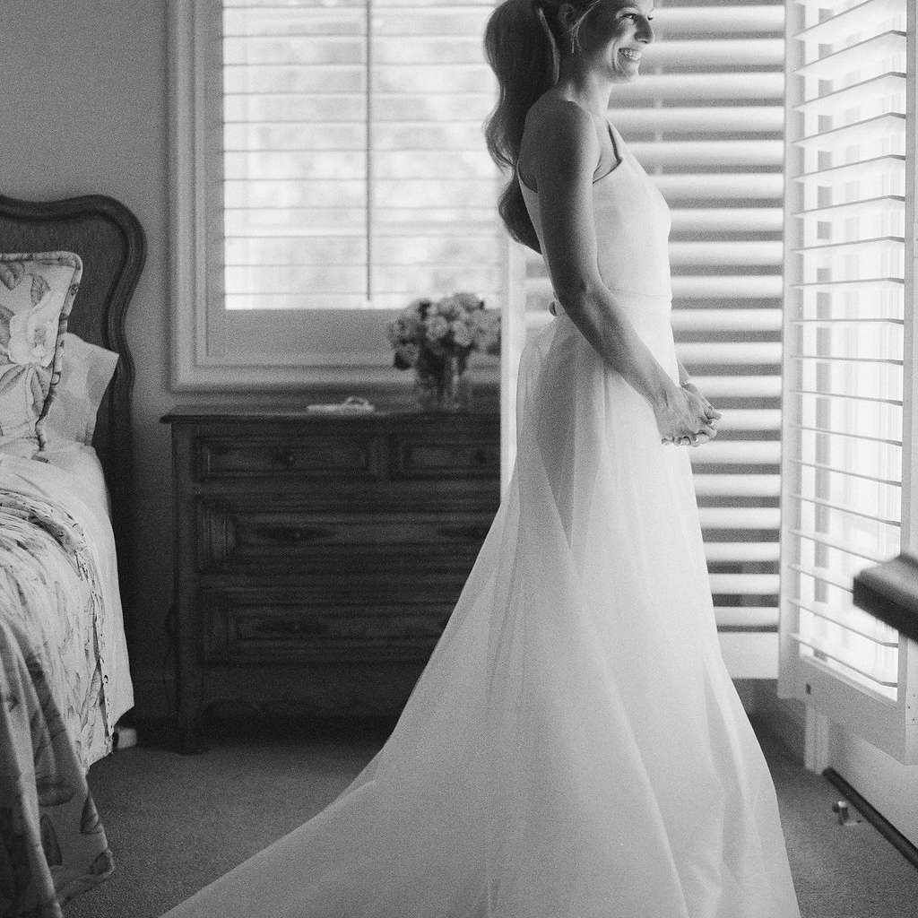 Bride in Romona Keveza