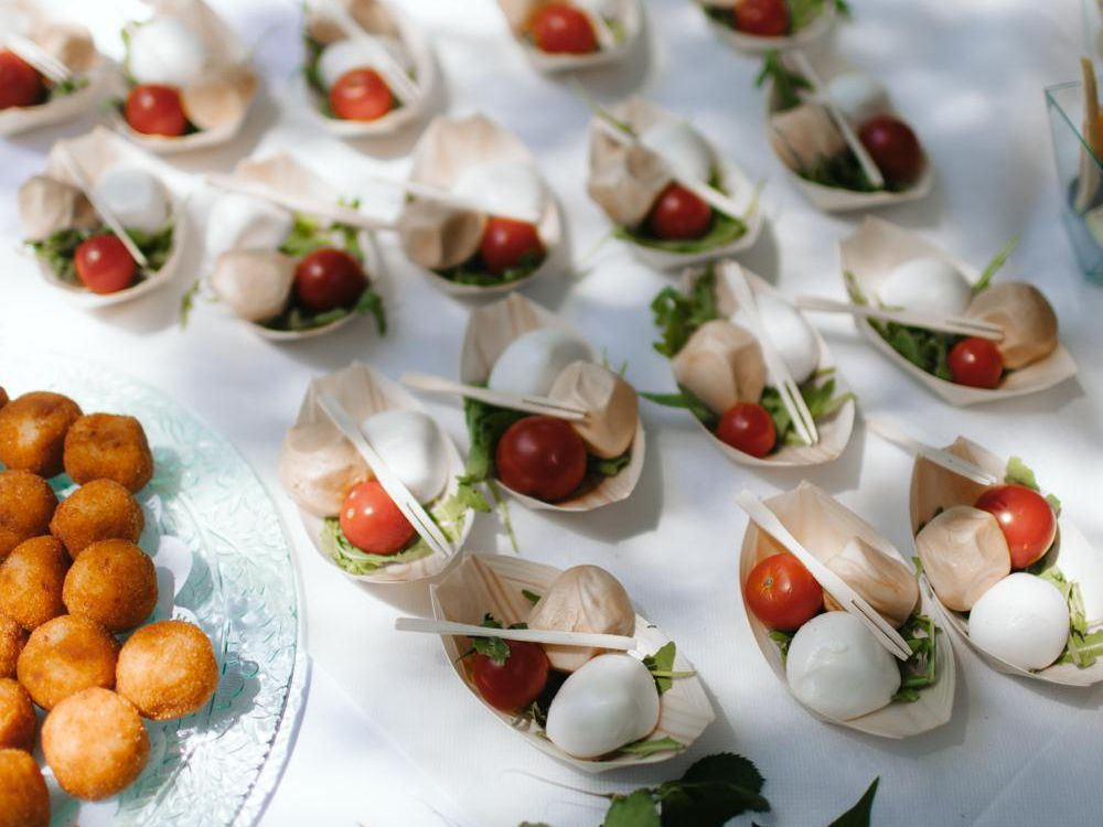 6 Wedding Food Ideas Reception Meal Styles To Consider