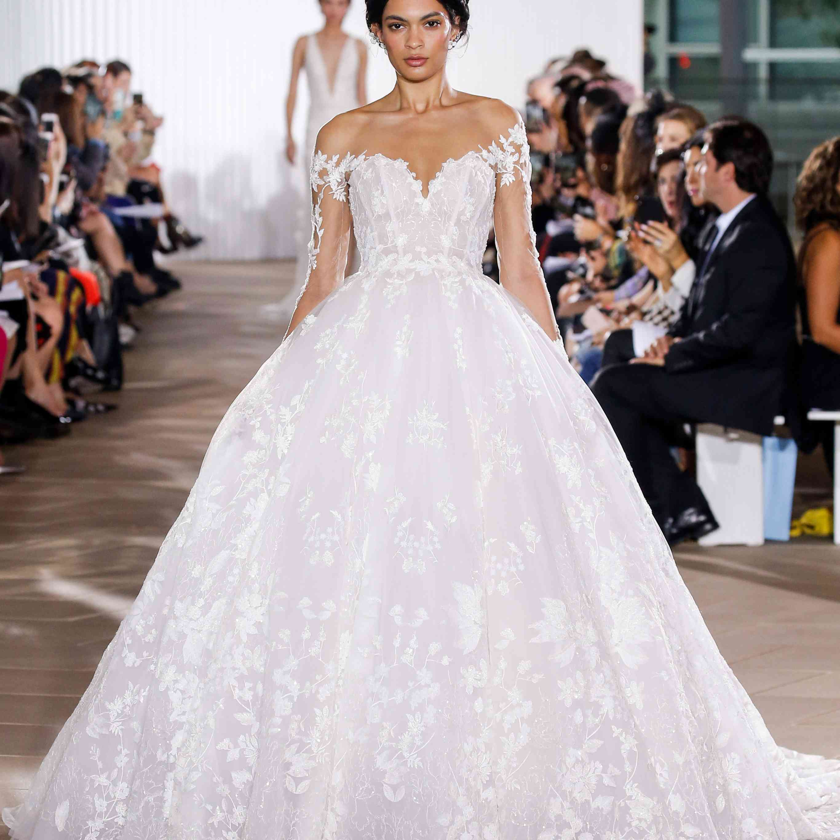 Di Santo Wedding Gowns: Ines Di Santo Bridal & Wedding Dress Collection Fall 2020