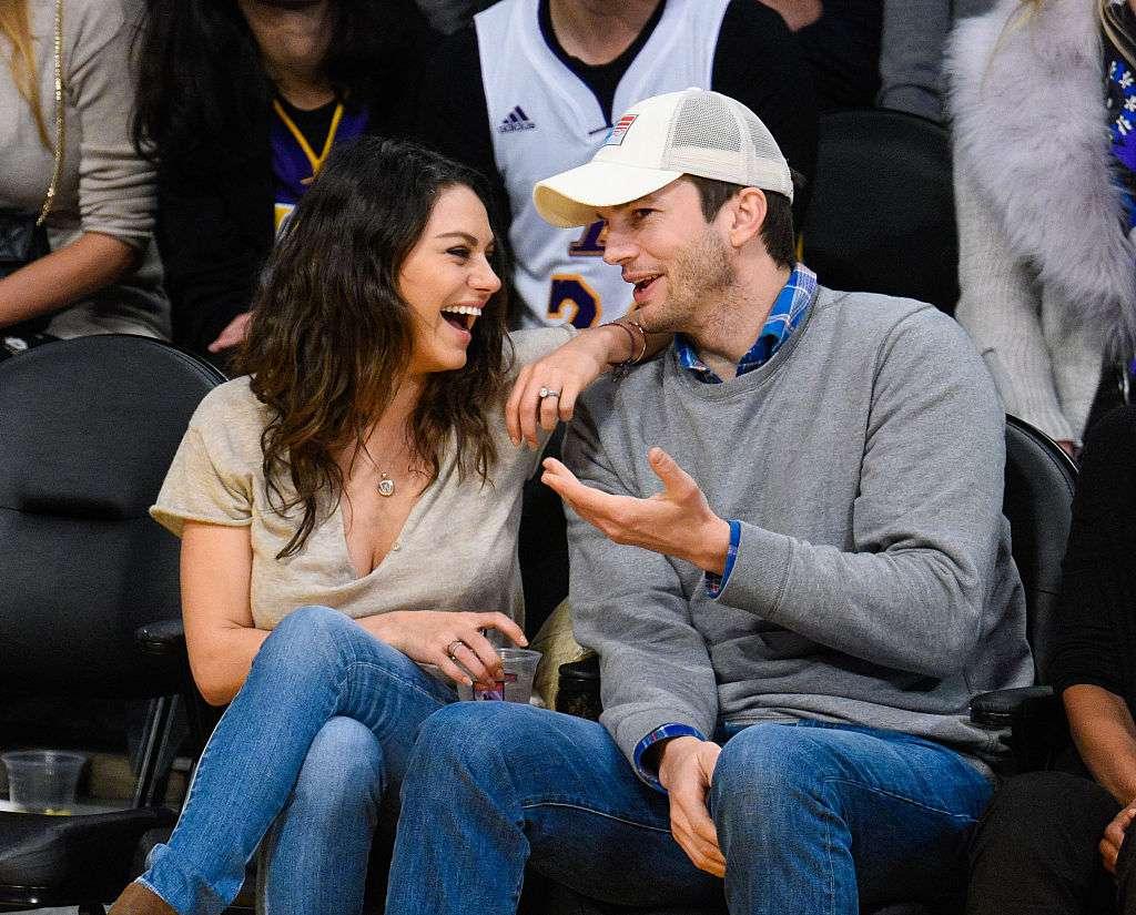 Marry ashton kunis kutcher mila and Mila Kunis