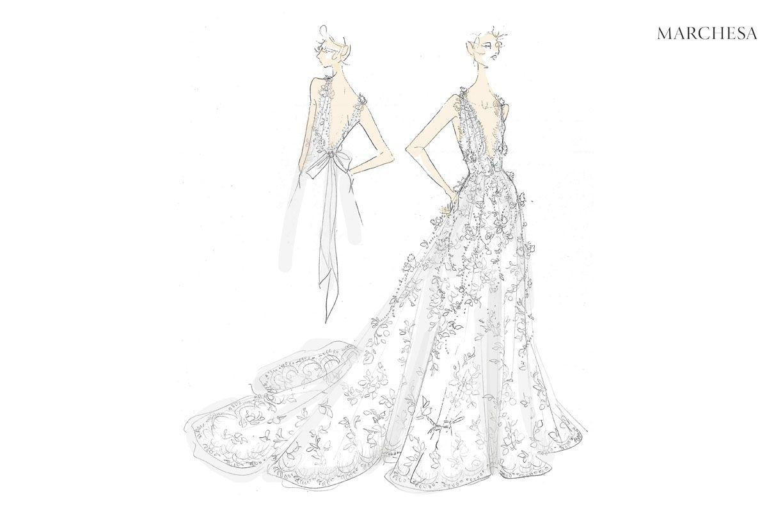 Bridal Fashion Week 2020.Meet The New Wedding Dresses 2020 Brides Will Be