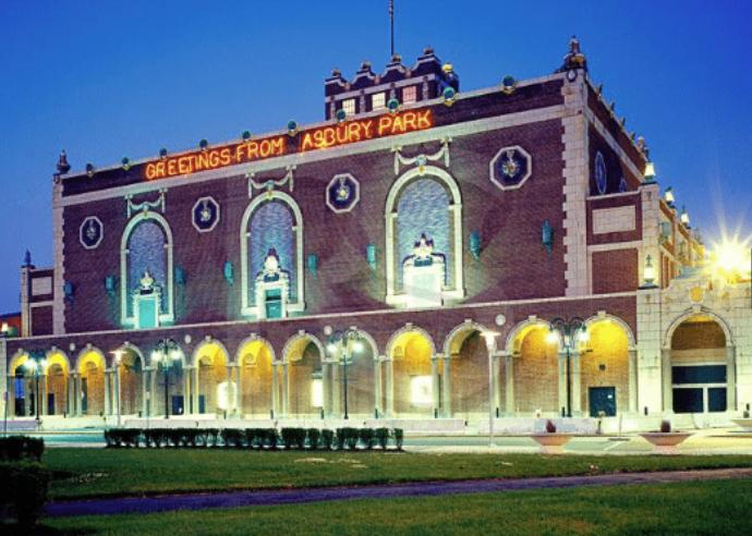 The Grand Arcade in Asbury Park