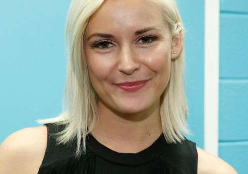 <p>WWE's Renee Young</p>
