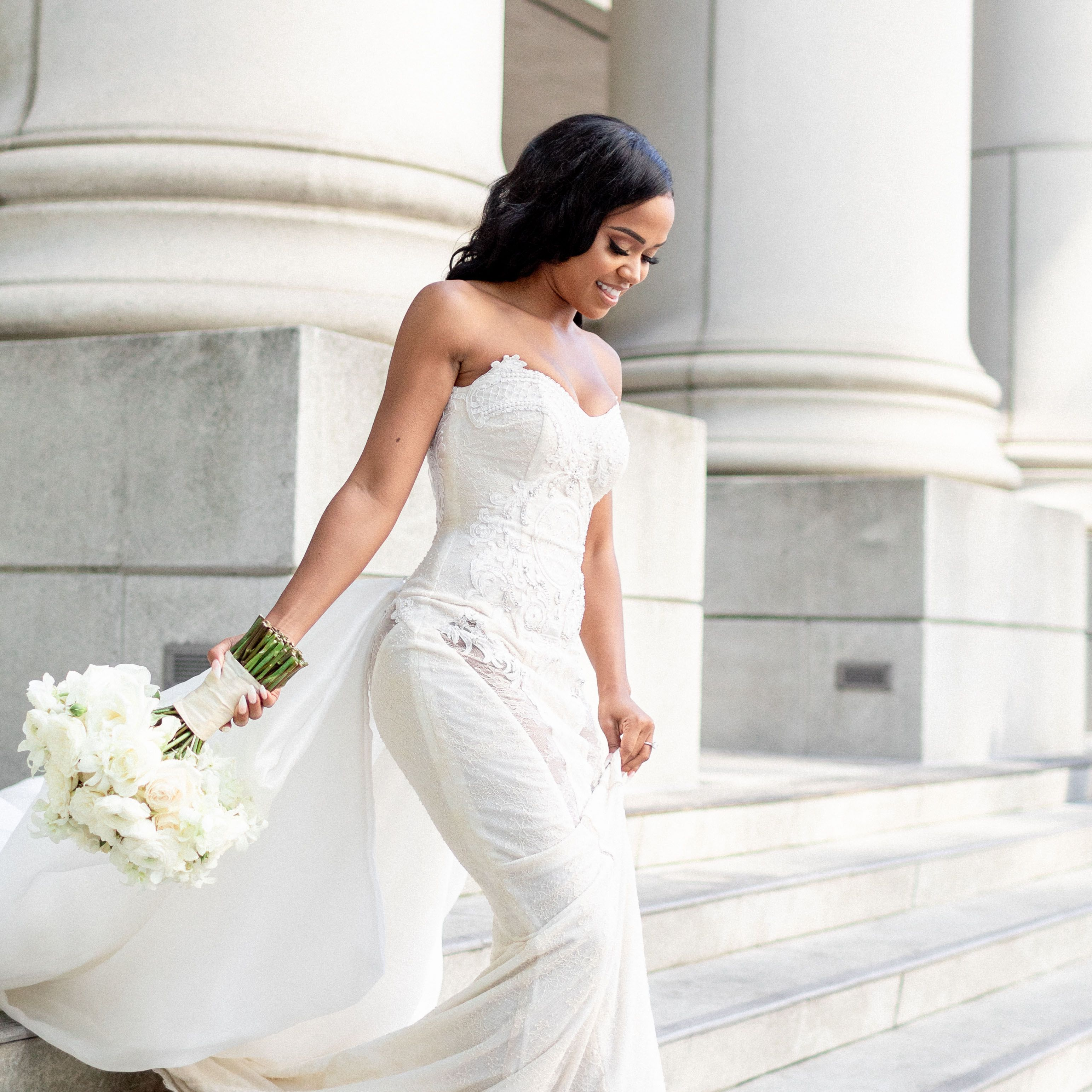 Ultimate Guide To Wedding Dress Necklines