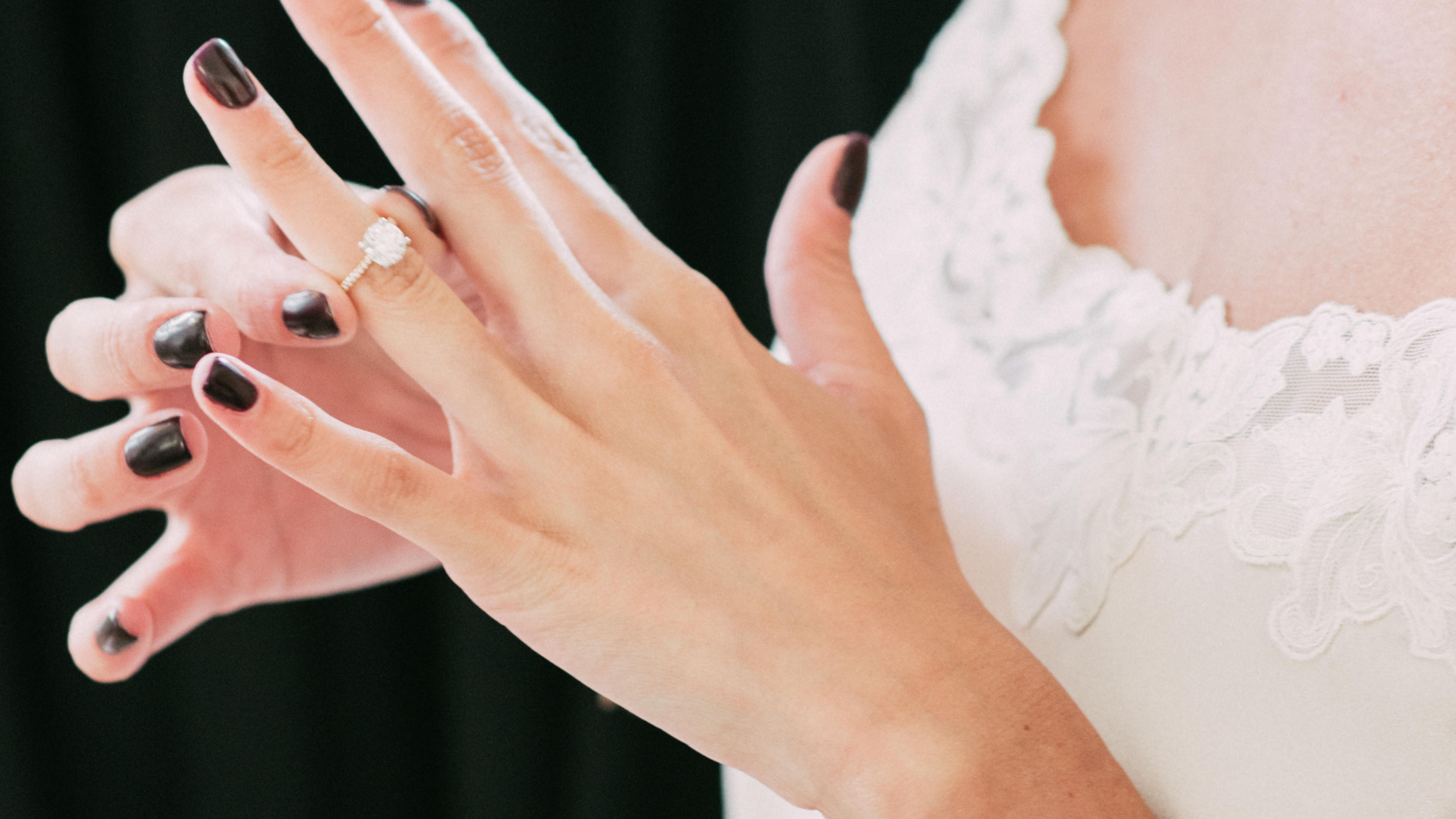 Wedding Traditions Why Is The Wedding Ring Worn On The Left Hand
