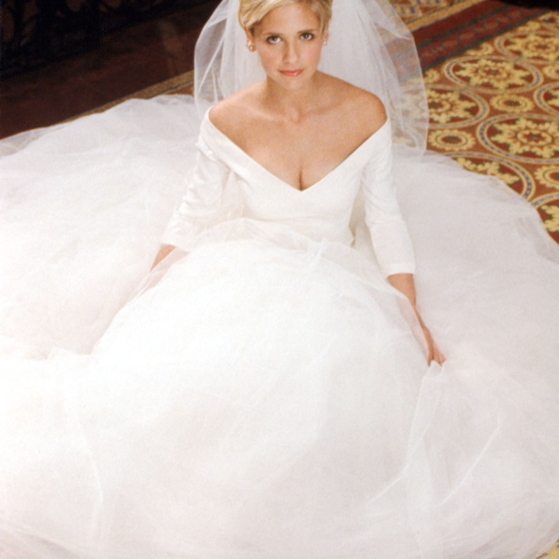 Buffy Wedding Dress Weddings Dresses