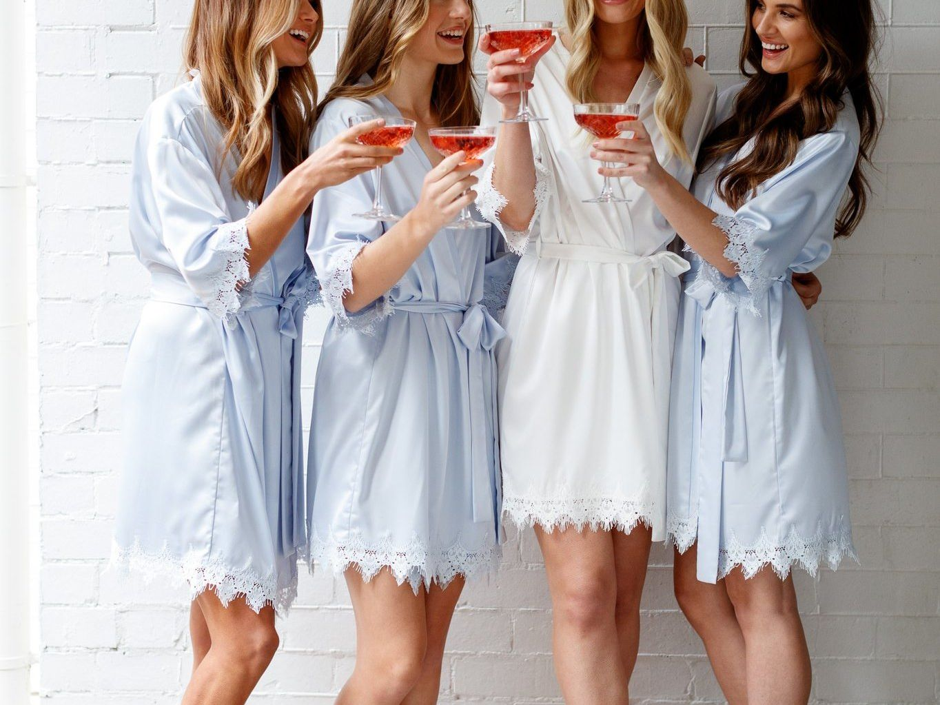 fa8a8e65e2 31 of the Prettiest Getting Ready Robes for Your Bridal Party