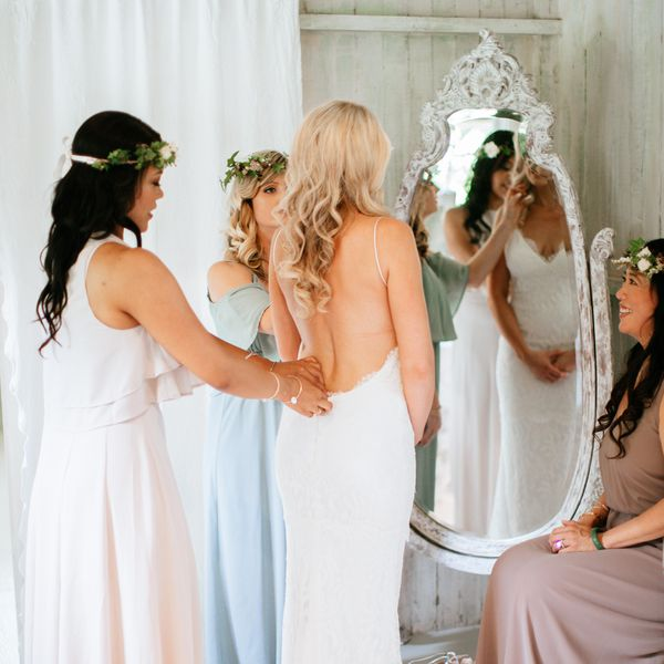 Everything We Learned About Being A Bridesmaid From 27 Dresses