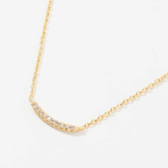 Shimmer Mini Necklace