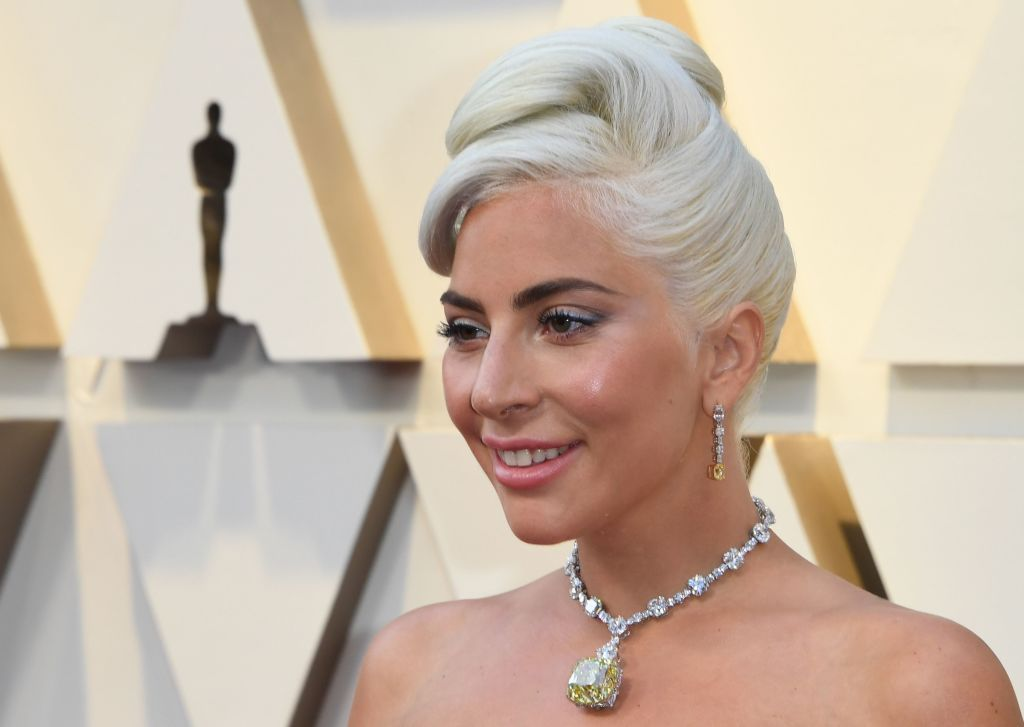 Lady Gaga Trades Engagement Ring For World S Most Famous
