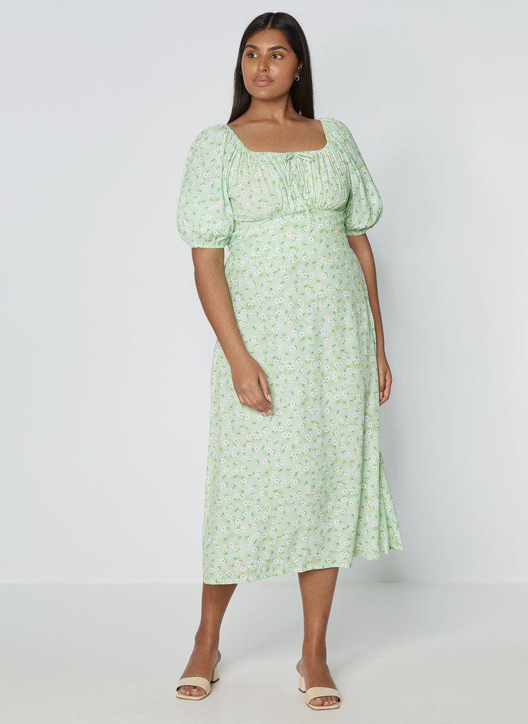 Faithfull The Brand Lira Midi Dress $189