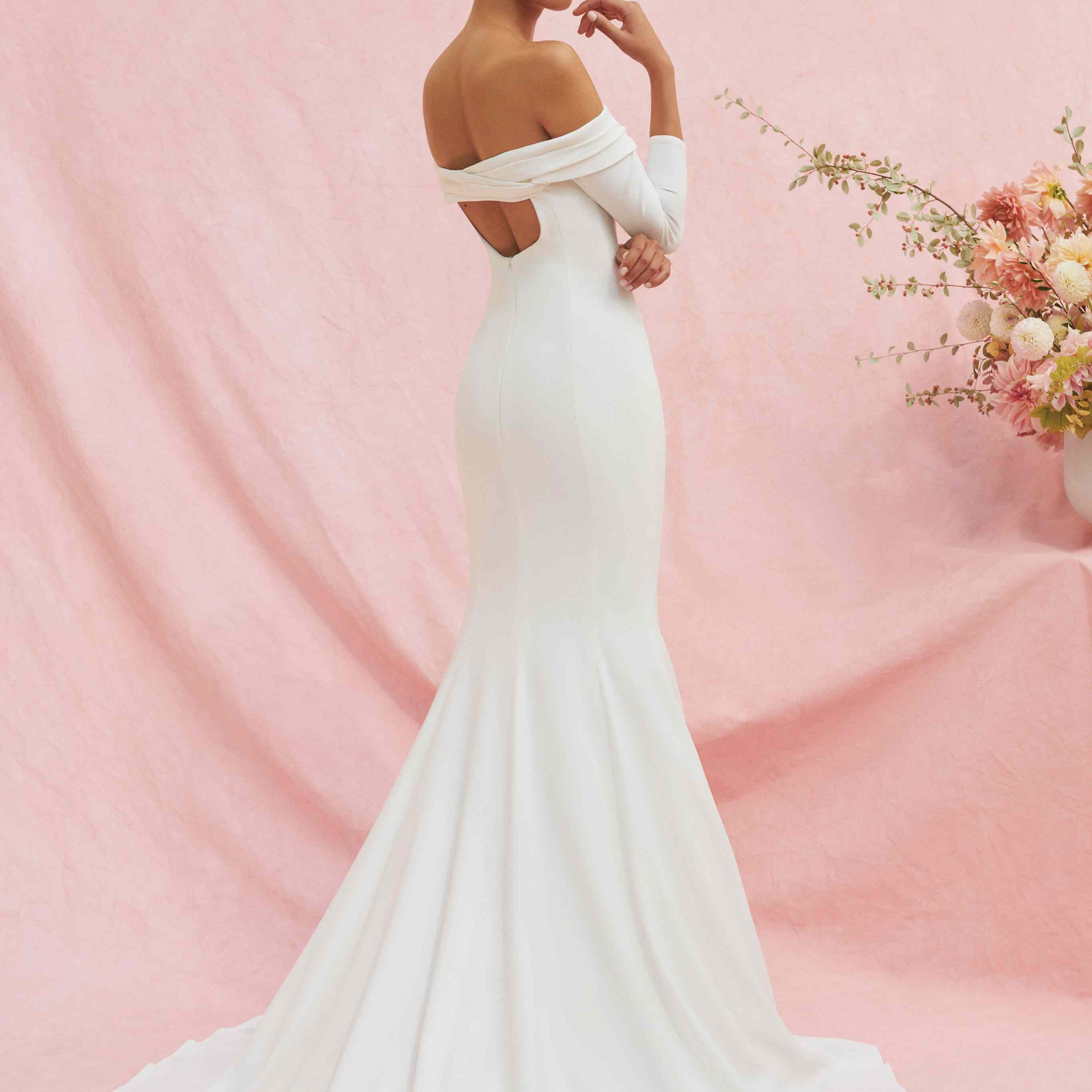 These Are The Wedding Dress Trends Our Editors Love For Fall 2020,Used Wedding Dress For Sale