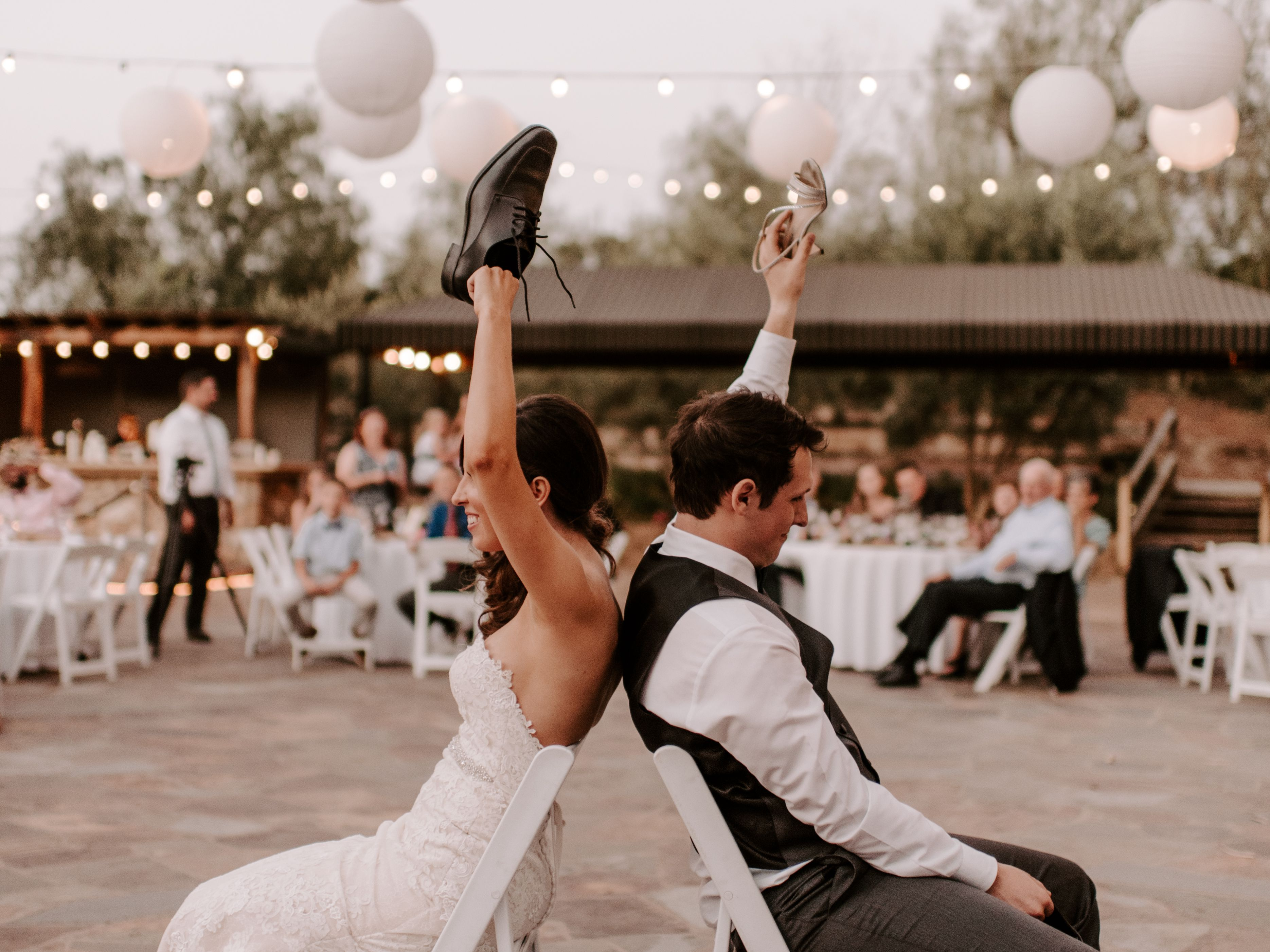Wedding Shoe Game: What It Is and How to Play It