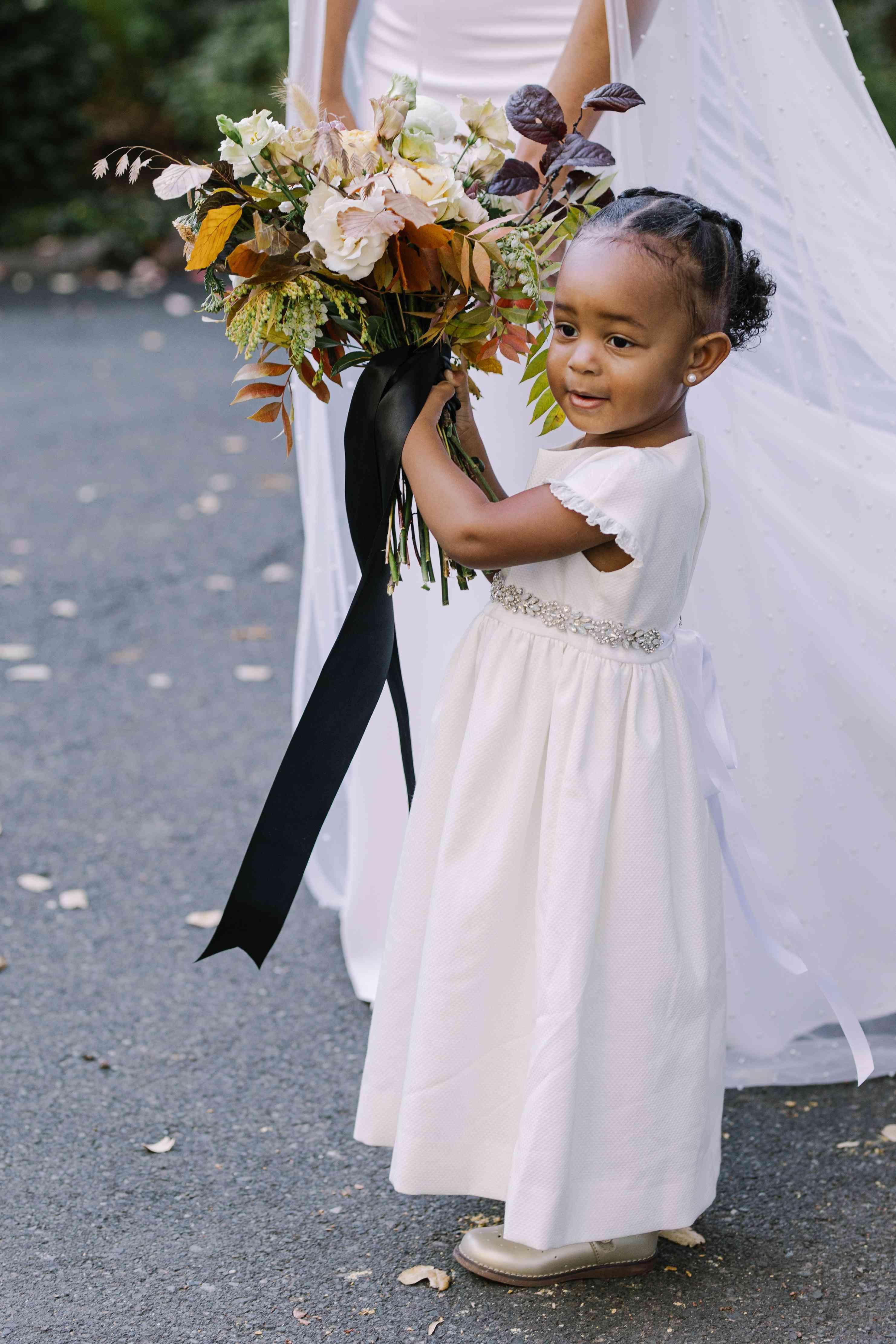 bride's daughter