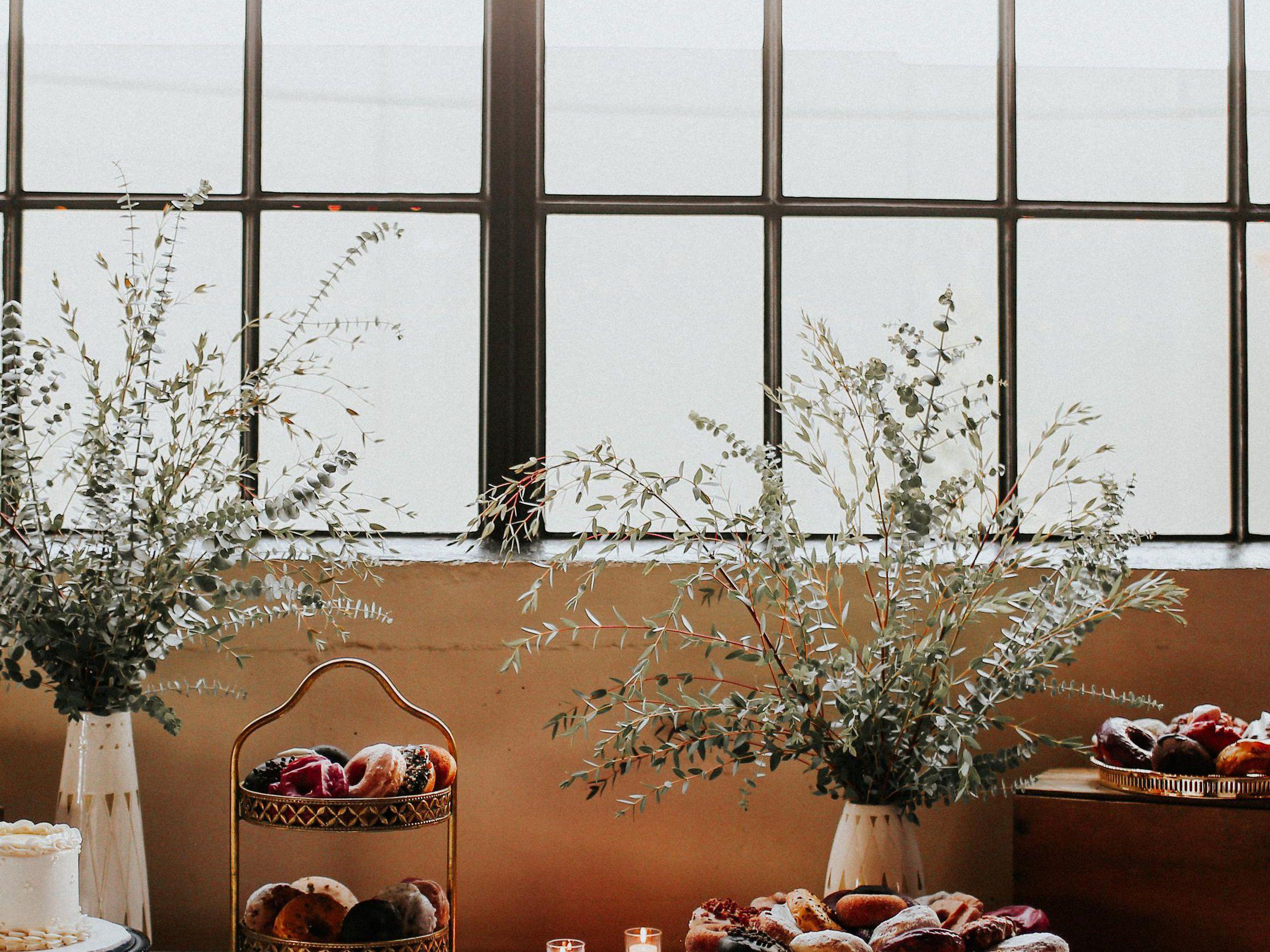 Dessert Table Ideas 40 Unique Wedding Dessert Table Setups
