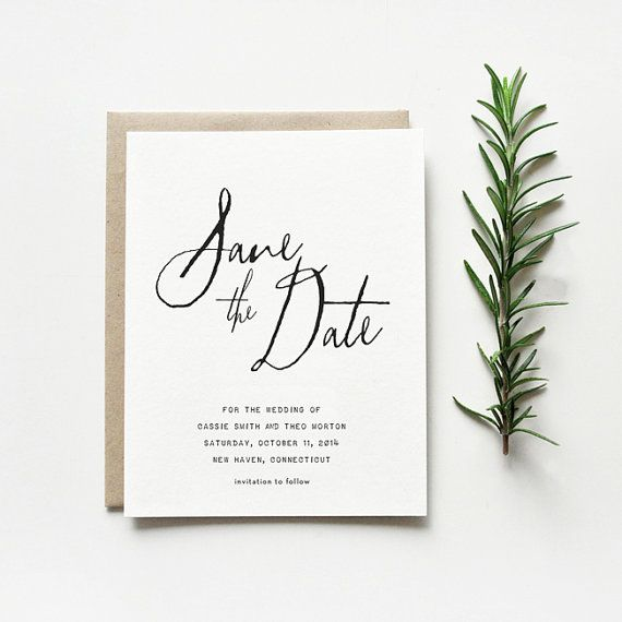 Story Guide To Wedding Invitation Wording: The Ultimate Guide To Save-the-Dates