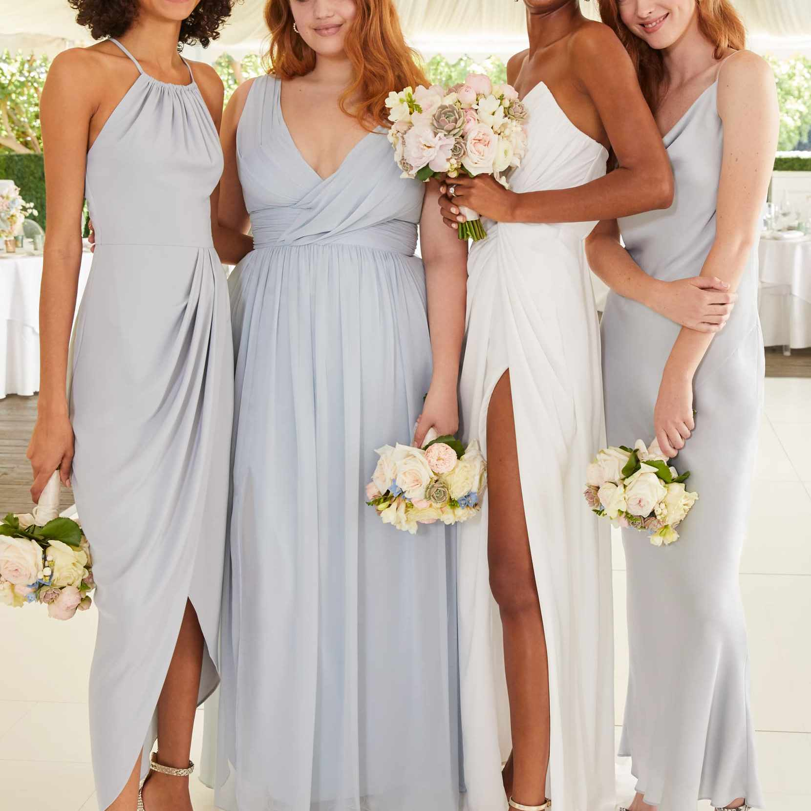 The 7 Best Places to Buy Bridesmaid Dresses Online of 7