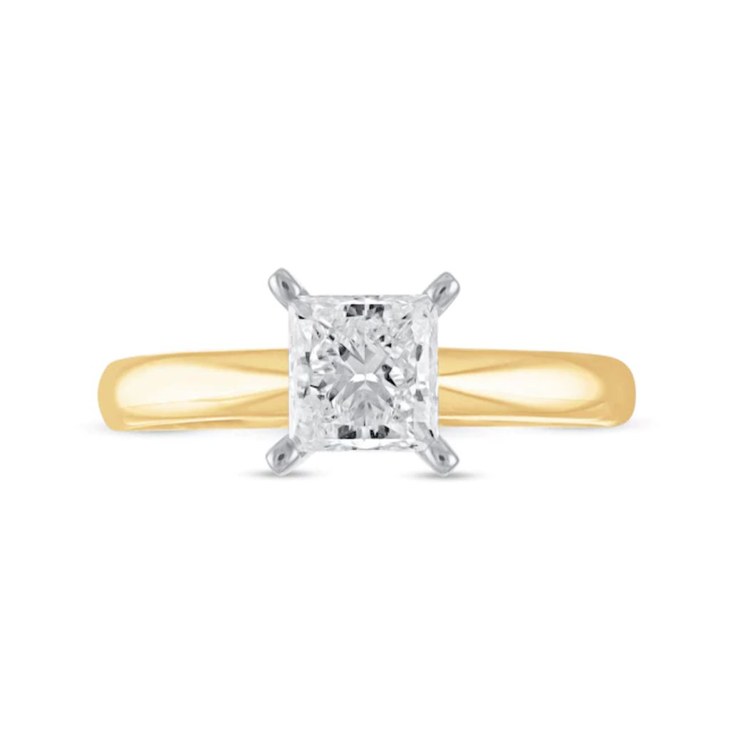 Kay Diamond Solitaire Engagement Ring