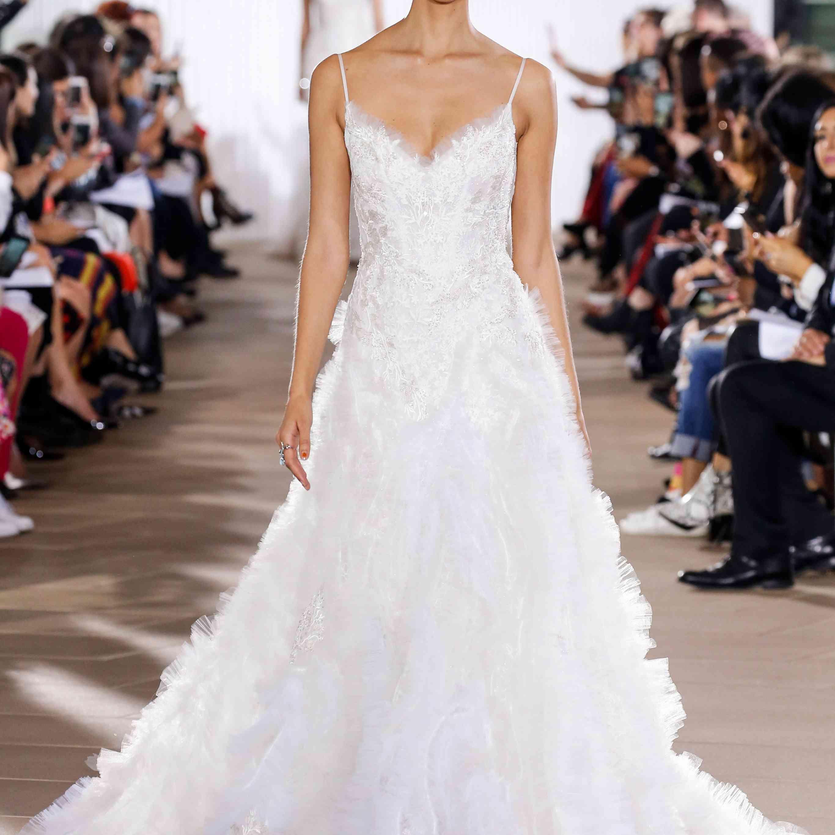 Ines Di Santo Wedding Dress