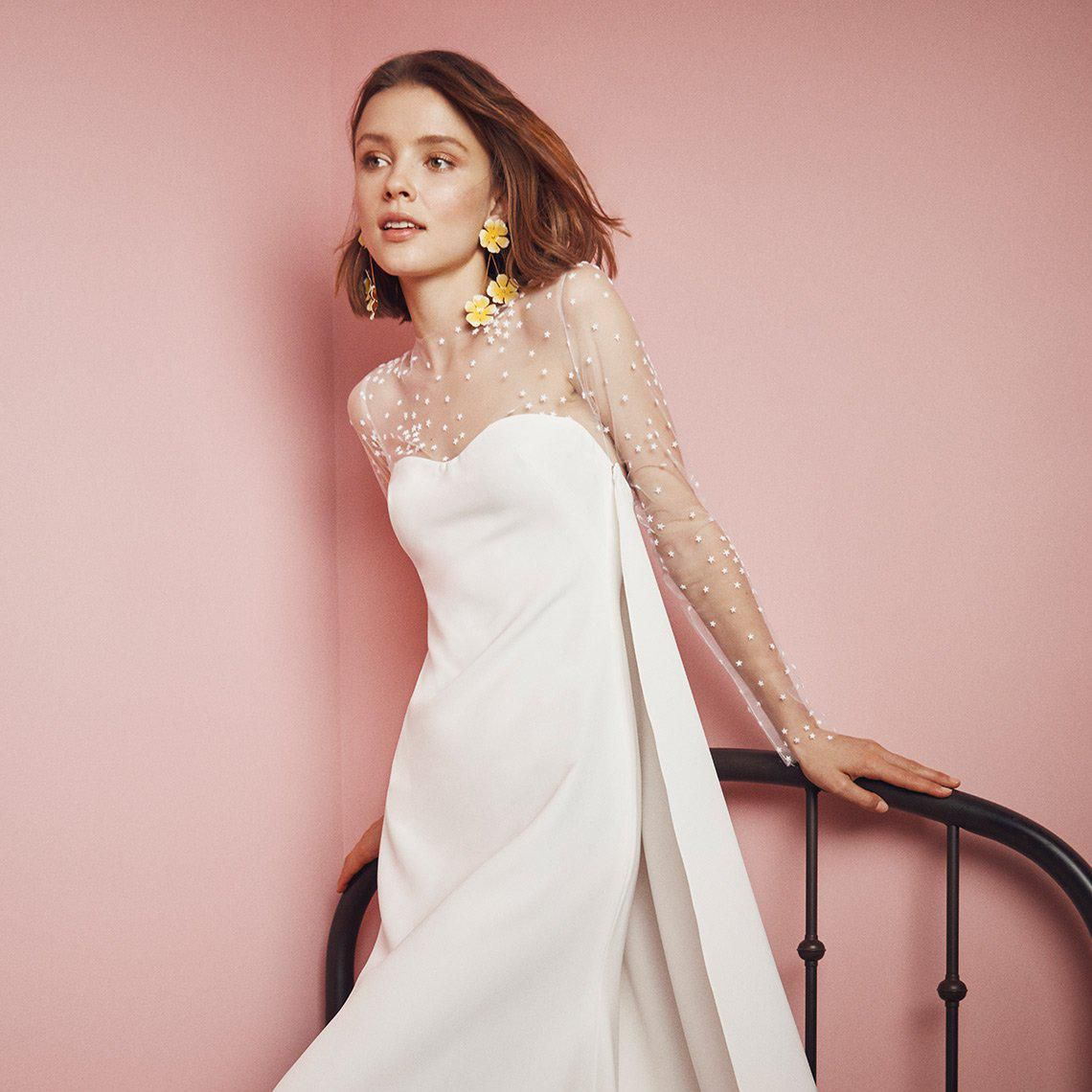 18 Vow Renewal Dresses From Minimalist To Glam,Dresses To Wear In A Wedding As Guest