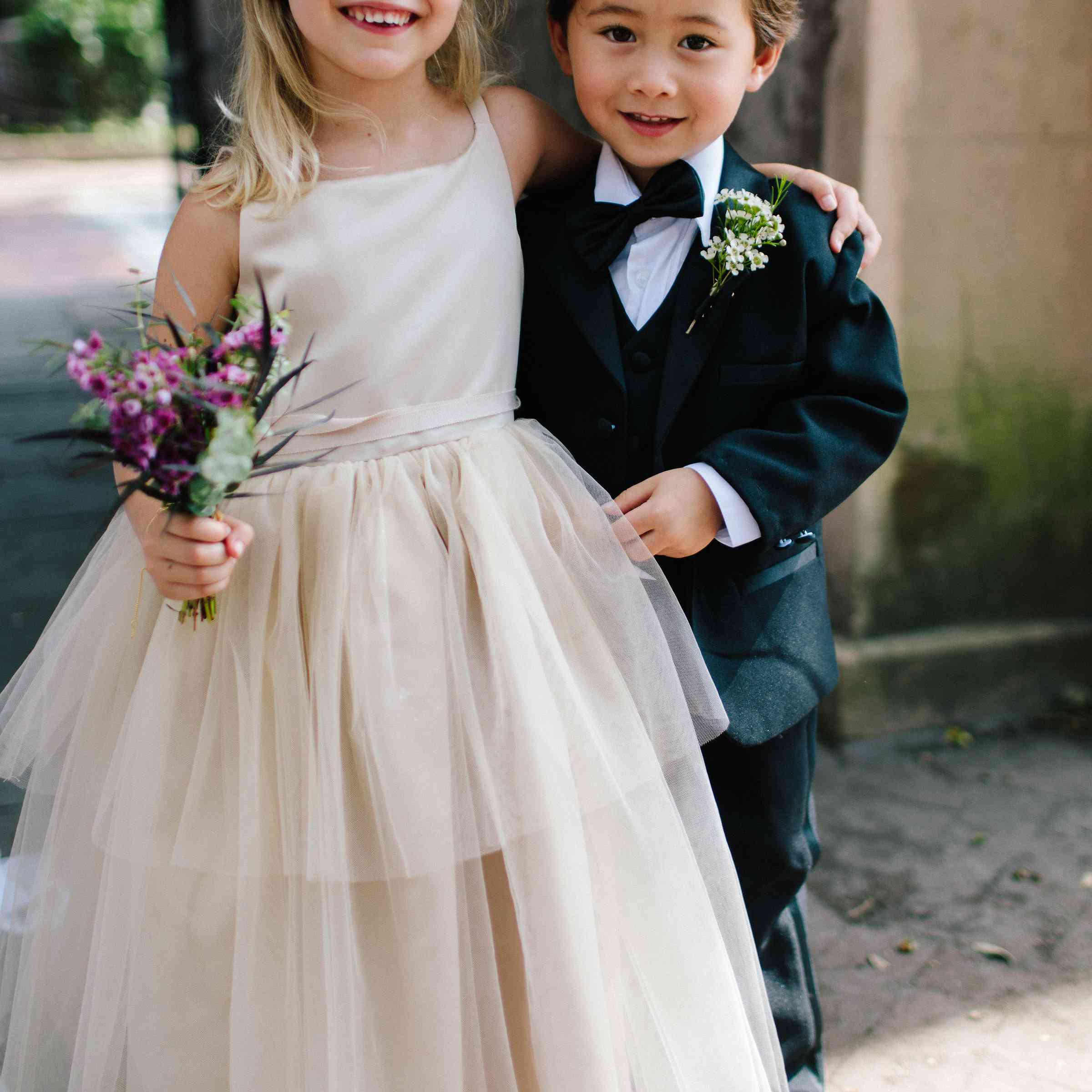 Flower Girl Bridesmaid Dresses: Get Inspired By These 35 Adorable Flower Girls