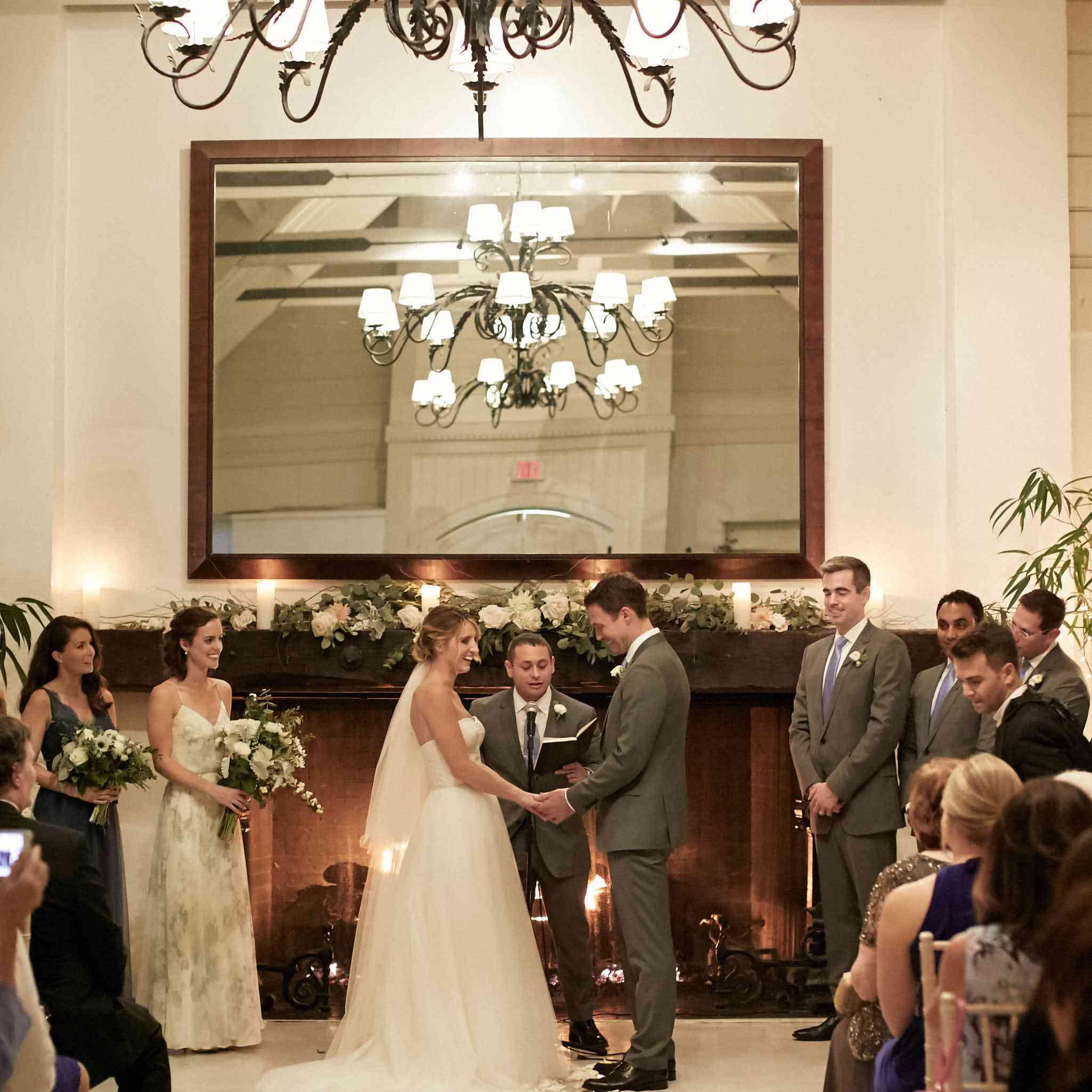 <p>Wedding Vows</p><br><br>