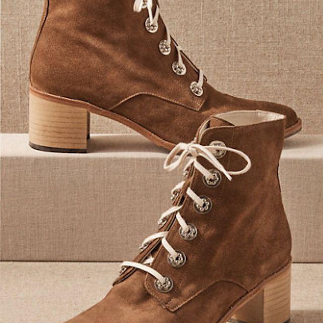 Freda Salvador Tavi Suede Boots