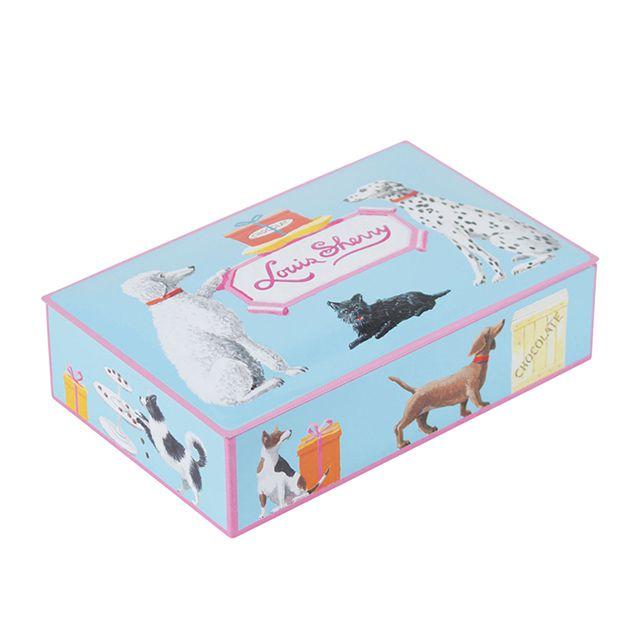 Louis Sherry Truffle Hound 12 Piece Assorted Chocolate Set