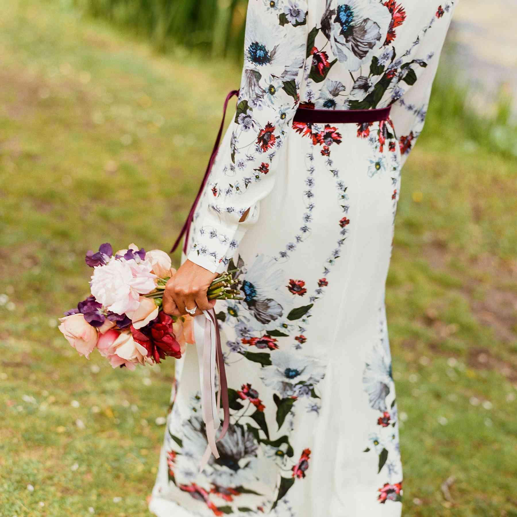 Bride in Erdem