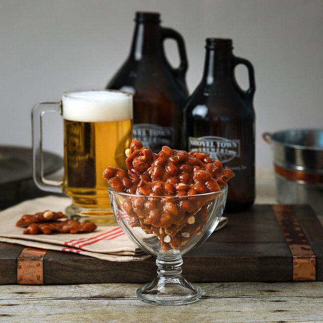 Hillards Chocolate Craft Beer Brittle
