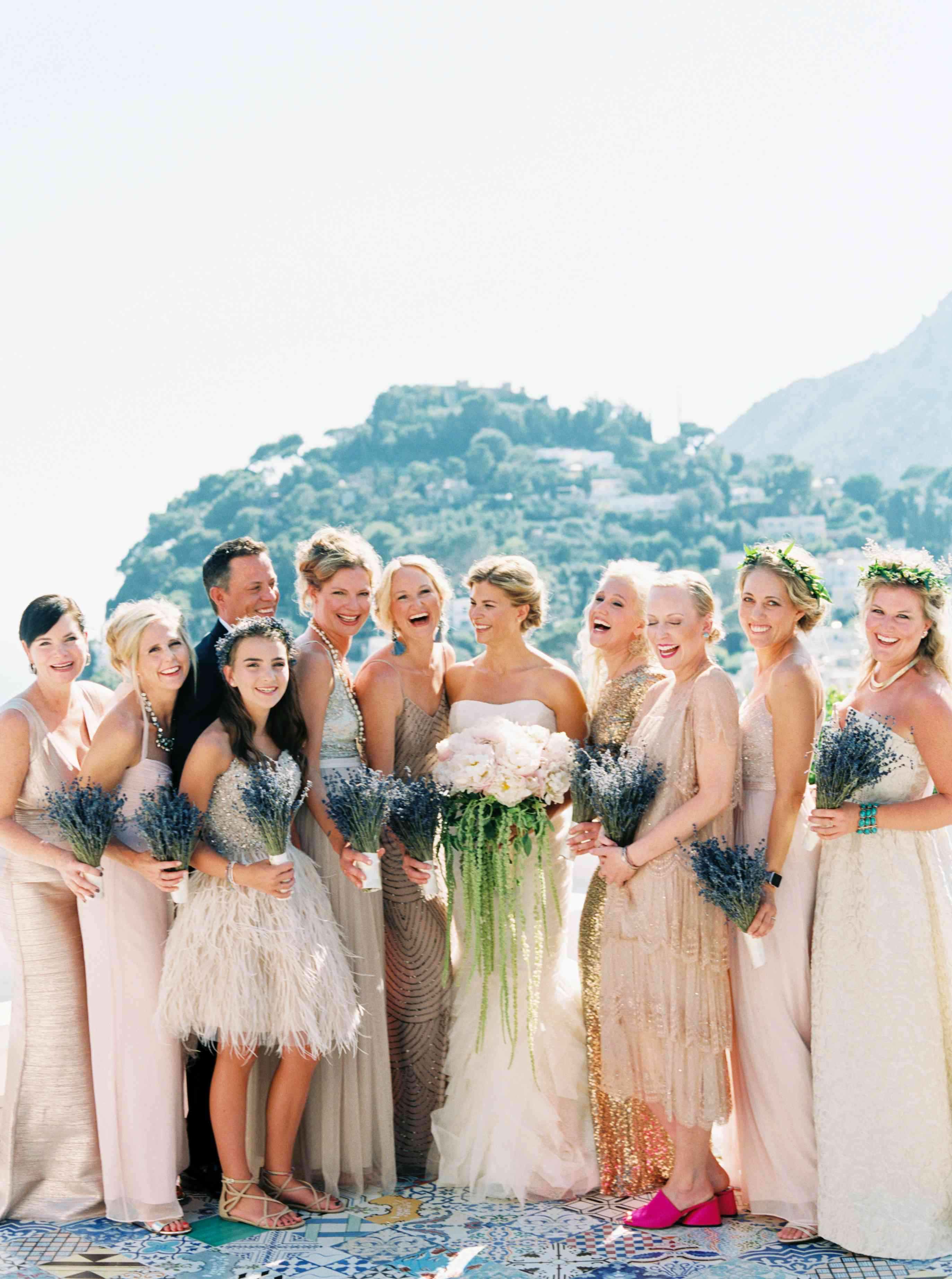 The 3 Best Places To Rent Bridesmaid Dresses